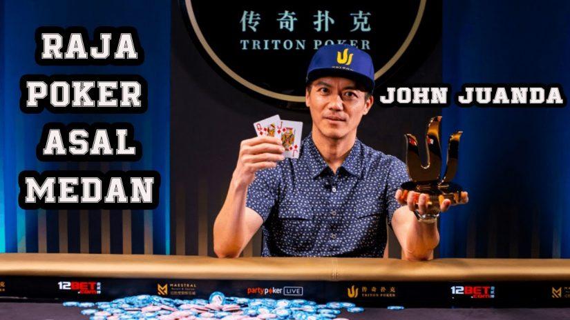 Pria Medan Ini Bawa Pulang Miliaran Rupiah, Jadi Pemenang Poker Dunia