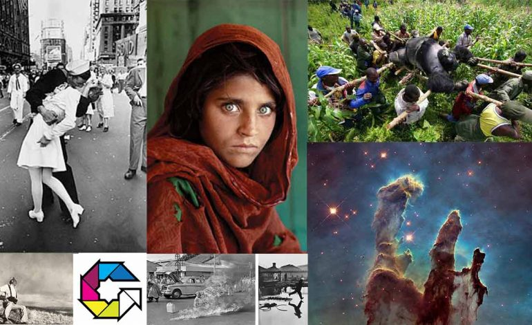 15 Foto Jurnalistik Tahun 1968-2019 yang Paling Terkenal dan Merubah Dunia